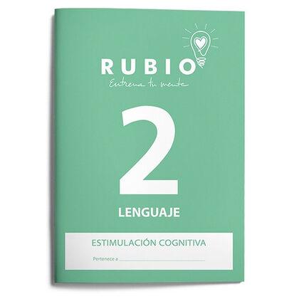 Rubio estcog 2/lenguaje