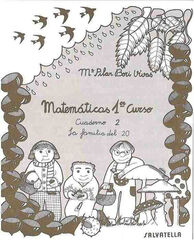 MATEMÁTICAS 1 CUADERNO 02 Salvatella 9788472106727