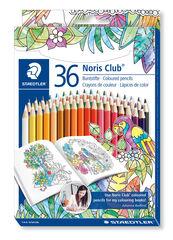Lápices de coloresStaedtlerNorisClub 36U