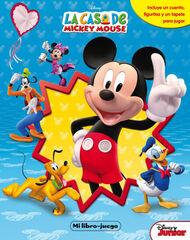 La casa de Mickey Mouse. Mi libro-juego