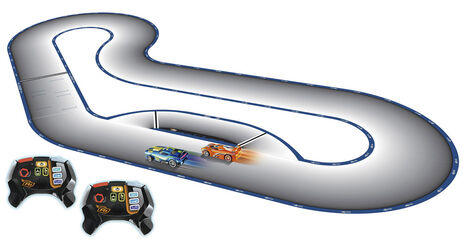 Circuito Hot Wheels Carreras I.A