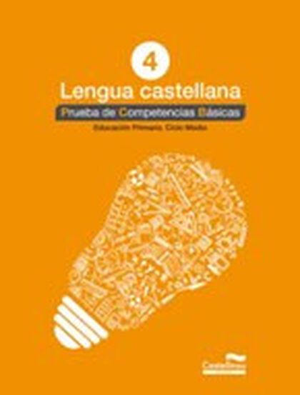 COMPETÈNCIES BÀSIQUES LENGUA 4º PRIMARIA Castellnou 9788498044591