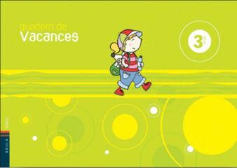 VACANCES INFANTIL 3 ANYS Baula 9788447919390