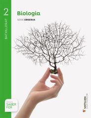 BIOLOGIA 2n BATXILLERAT Grup Promotor Text 9788491302766