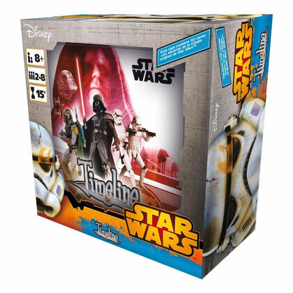 Timeline Star Wars (Episodios IV-VI) Asmodee