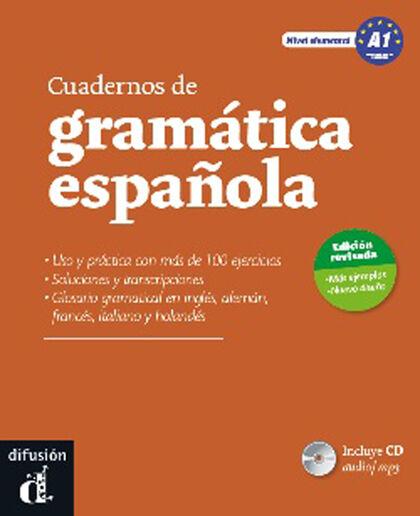 CUADERNOS GRAMÁTICA A1 Difusion 9788415620686