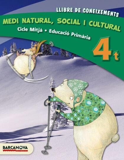 MEDI LLIBRE 13 4t PRIMÀRIA Barcanova Text 9788448931964