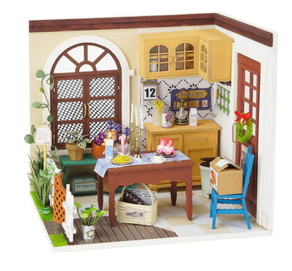 Maqueta Rolife Mrs Charlie´S Dinning Room
