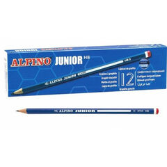 Lápiz Alpino Junior 12U  HB