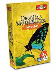 Juego de cartas Bioviva Desafíos Naturaleza Insectos