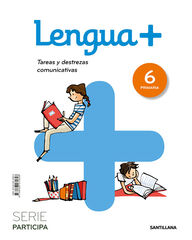 Lengua/Participa/21 PRIMÀRIA 6 Santillana Text 9788468070698