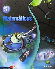 EDV E5 Matemáticas-carpeta/Superpixépo Edelvives 9788426393586