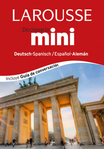 Diccionario Mini español-alemán/deutsch- Larousse 9788416124367