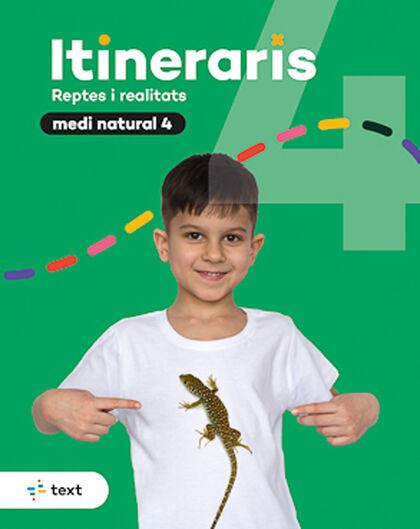 Natural-itineraris/20 PRIMÀRIA 4 Text 9788441233331