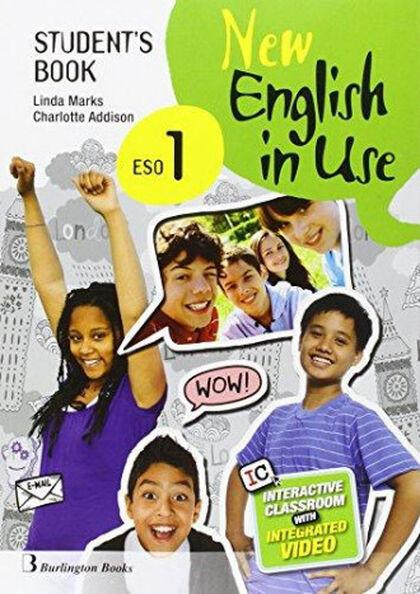 BUR S1 New English in Use/SB Burlington 9789963516575