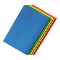 Subcarpeta Cartulina 180grs 50U Abacus Azul