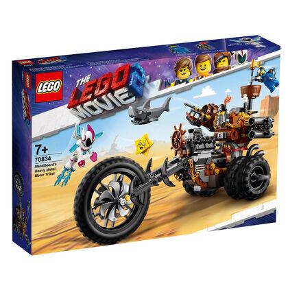 LEGO Movie 2 Moto heavy metal (70834)