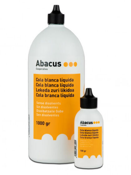 COLA BLANCA ABACUS 1000 ML