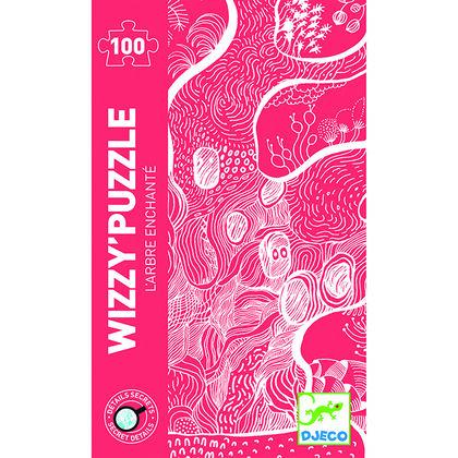 Puzle Twisty Àrbre Encantat 100 Peces