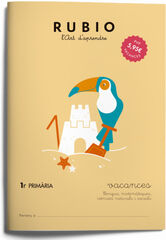 VACANCES 1r PRIMÀRIA Rubio 9788415971924
