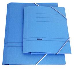 Carpeta bolsa Econòmica Montichelvo Azul Foli