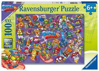 Puzzle Ravensburger Superzings (100 piezas)