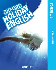 HOLIDAY ENGLISH 1 ESO ESP 3ED REV Oxford 9780194014700
