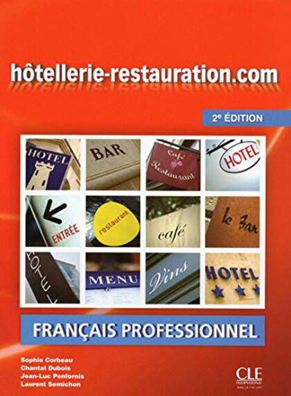 CLE Hotellerie Restauration.com 2E/Pack Cle 9782090380460