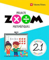 Matemàtiques(3)/Zoom PRIMÀRIA 2 Vicens Vives 9788468255347