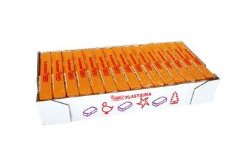 Plastelina Jovi Naranja 150 gr 15 unidades