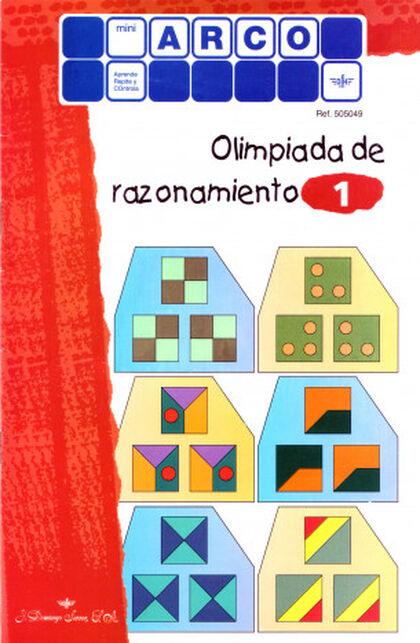 MINI ARCO Olimpiada de razonamiento 1 9788492490325