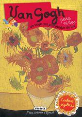 Van Gogh para niños: un viaje con pincel