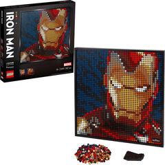 LEGO Art Iron Man (31199)