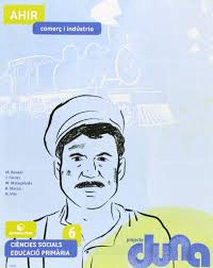 Socials-quadern/Duna PRIMÀRIA 6 Teide Text 9788430719990