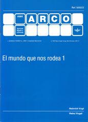 MINI ARCO El mundo que nos rodea 1 9788492490189