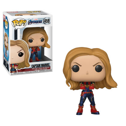 Funko POP! Avengers Endgame Capitana Marvel