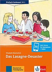 DAS LASAGNE-DESASTER Klett 9783126749152