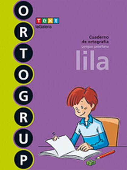 ORTOGRUP CASTELLÀ LILA 6e PRIMÀRIA Text 9788441230125