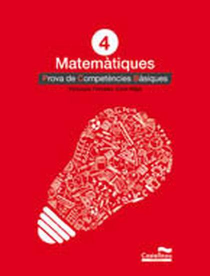 COMPETÈNCIES BÀSIQUES MATEMÀTIQUES 4t PRIMÀRIA Castellnou 9788498044614