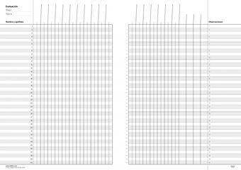 Cuaderno de notas Additio Folio Castellano