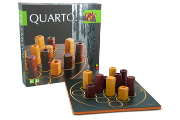 Juego de estrategia Gigamic Quarto