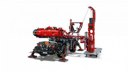 LEGO Technic Grúa todo terreno (42082)