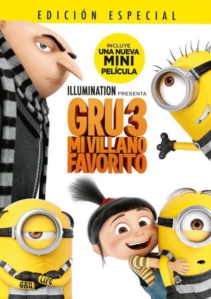 DVD Universal Mi villano favorito