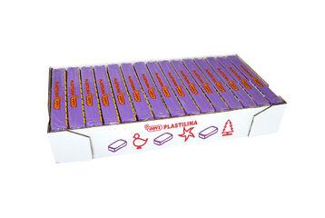 Plastelina Jovi Lila 150 gr 15 unidades
