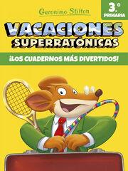 VACACIONES SUPERRATÓNICAS STILTON 8 AÑOS Destino 9788408171317