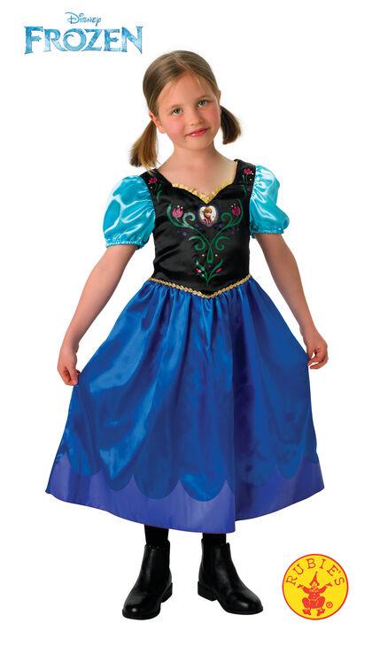 DisfrazFrozenAnna De 8 a 10 años