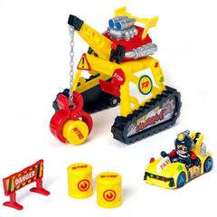 T-Racers Turbo Crane Magic Box