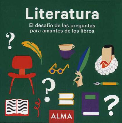 Literatura  El desfío de las preguntas