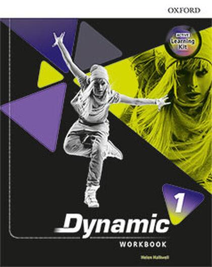 DYNAMIC 1 WB PK Oxford 9780194166874
