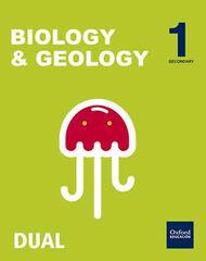 Biología y historia/Inicia/Amber ESO 1 Oxford 9788467302929